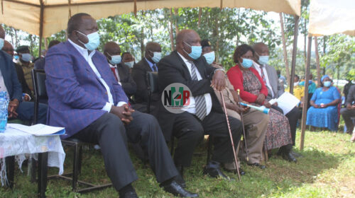 CS Matiang'i Invited The New Nyamira Leaders to His Office